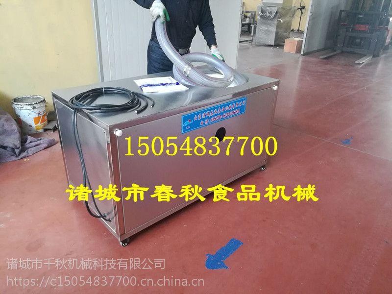 无泡千页豆腐消泡机15054837700无泡豆腐设备工作原理