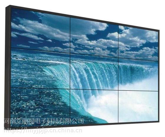 河北鹿泉液晶拼接板,投影仪拼接屏,55寸液晶拼接屏触摸屏