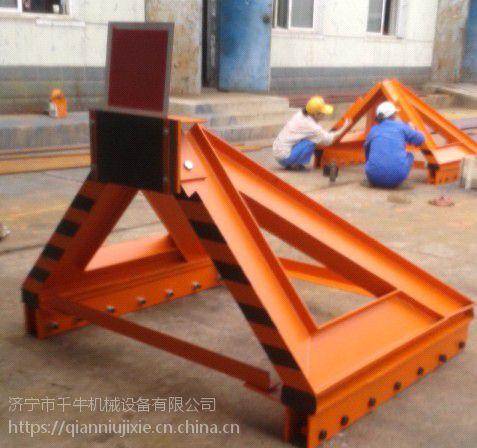 XCD-K型固定式挡车器,固定框架式挡车器