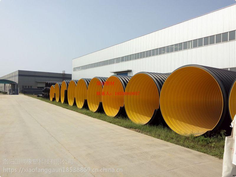 HDPE钢带波纹管在具体施工中应特别注意事项