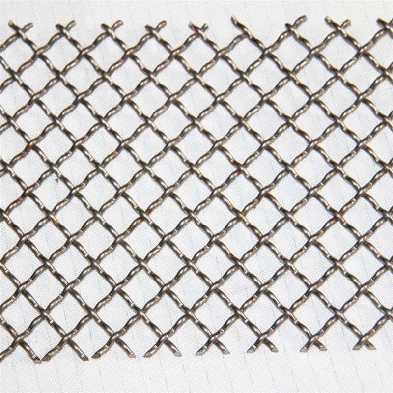 轧花网计算 矿筛轧花网价格 烧结金属网