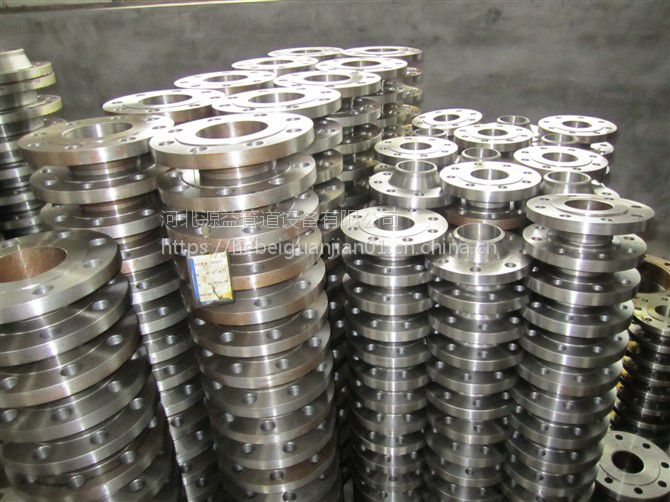 河北源益牌HG/T20594-97碳钢带颈平焊法兰SO