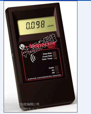 中西 手持式核辐射监测仪 库号:M405758 型号:81M/InspectorAlert