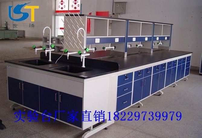 化工实验室操作台湖南医院专用实验台厂可定制