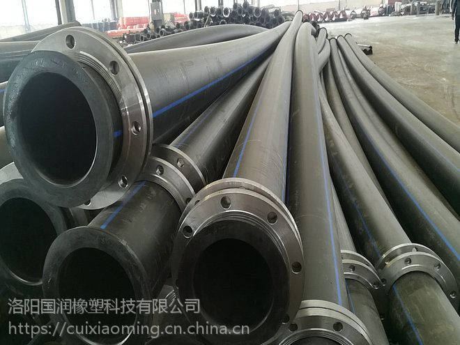 卢氏饮水工程50pe供水管国润新材hdpe管