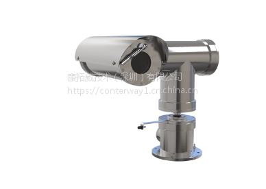 安讯士AXIS XP60-Q1765防爆PTZ网络摄像机适用于危险区域的PTZ 摄像机