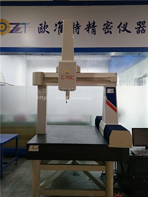 二手工业三维三坐标测量机-CNC三维 CMM测量仪-英国LK导轨自动三次元