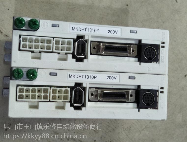 昆山快速松下伺服驱动器维修议价 MEDDT7364003