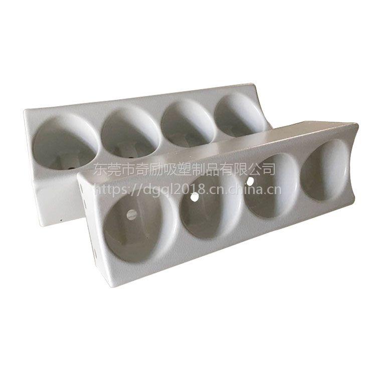 深圳厚片吸塑厂家加工定做各种ABS托盘 机箱外壳 亚克力灯箱灯罩