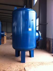 北京加工压力容器 办公楼用管壳热交换器厂家 邦波节管换热器电话