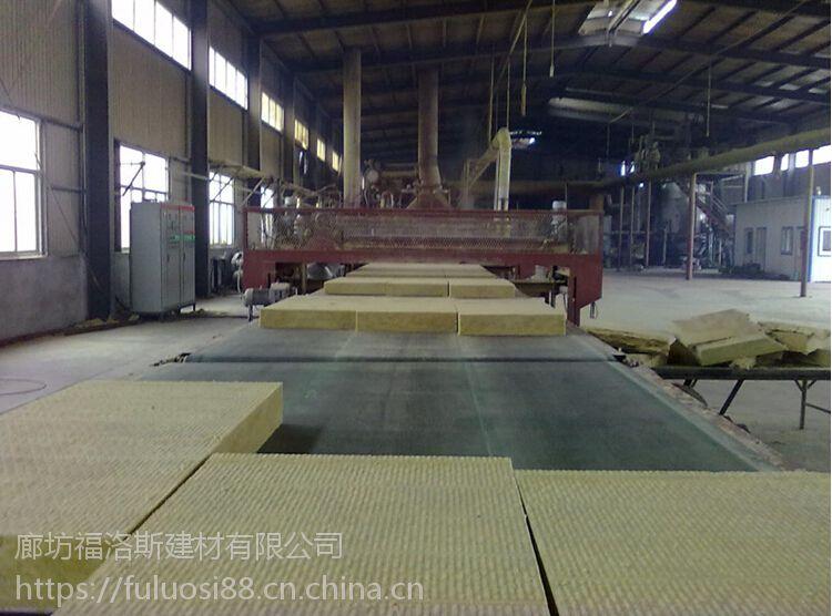 乌兰浩特市专业生产防火岩棉板 高强度岩棉板 防水岩棉 外墙保温岩棉板