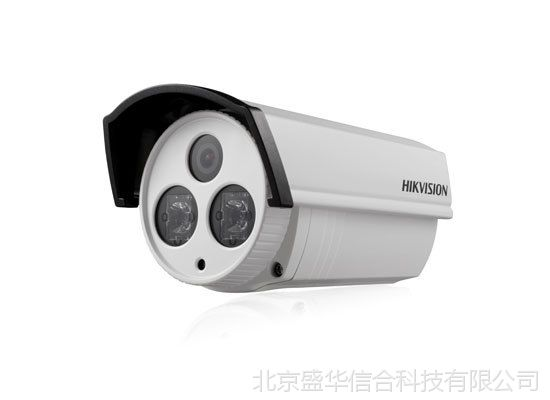 Hikvision/海康威视700TVL红外防水筒型监控摄像机