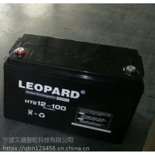 景德镇美洲豹蓄电池HTS12-65|LEOPARD蓄电池官网报价