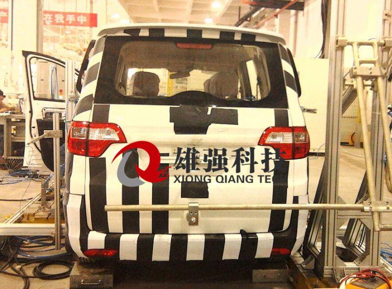 合肥雄强XQ-SMLG008汽车四门安装调整工装台架厂家直销