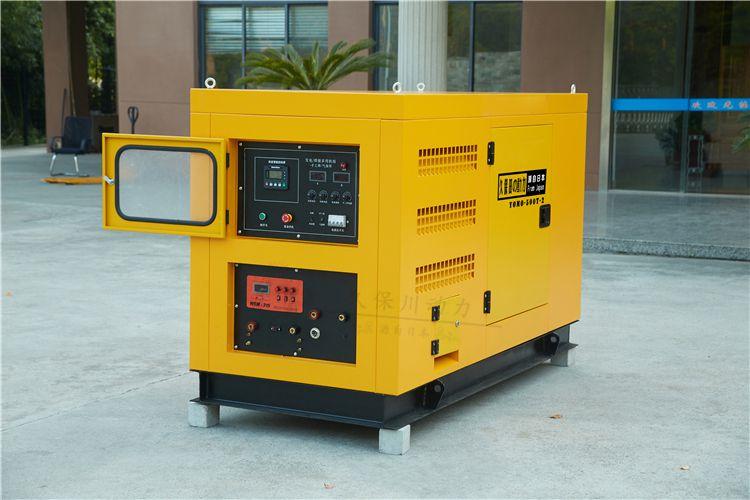 500A柴油发电电焊机,多功能发电电焊机