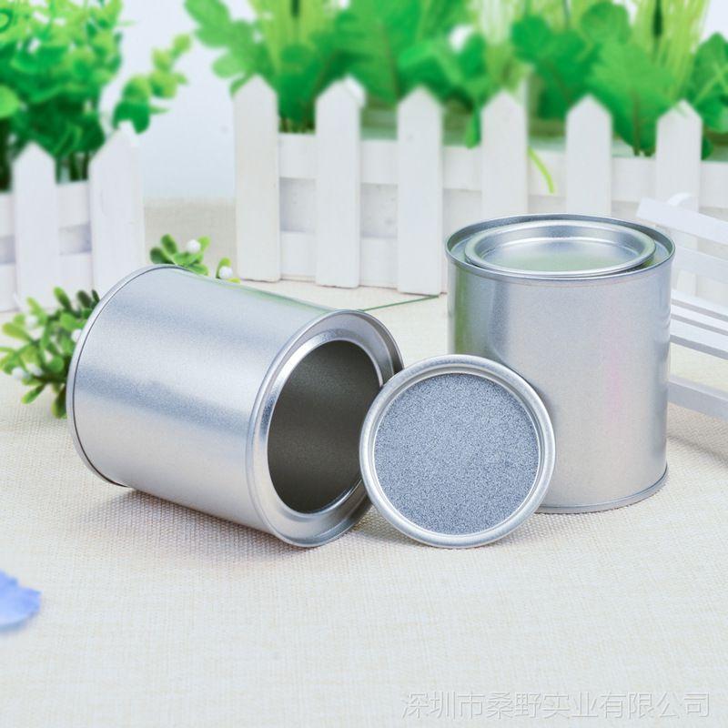 生产厂家直销网红蛋糕铁罐圆形马口铁密封罐食品级冰淇淋罐子