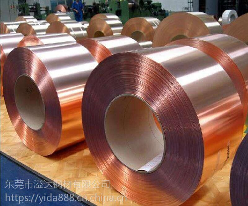 销售进口国产T1紫铜现货T1规格齐全T1厂家报价