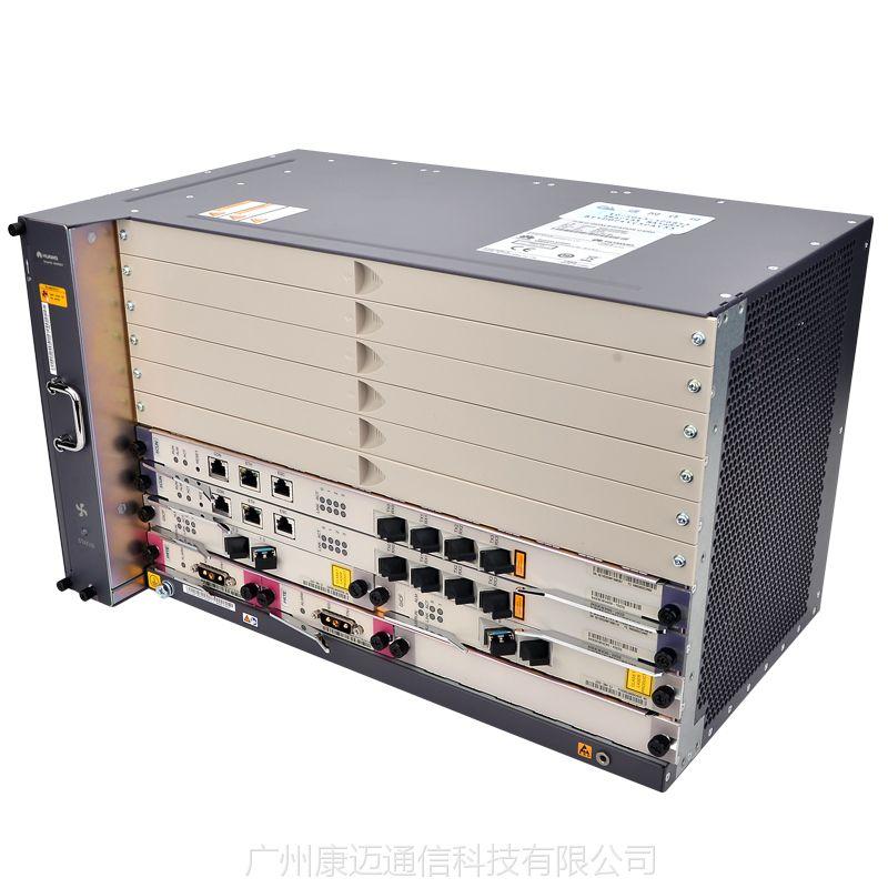 【华为SmartAX MA5683T】19英寸中容量6业务槽位OLT机框
