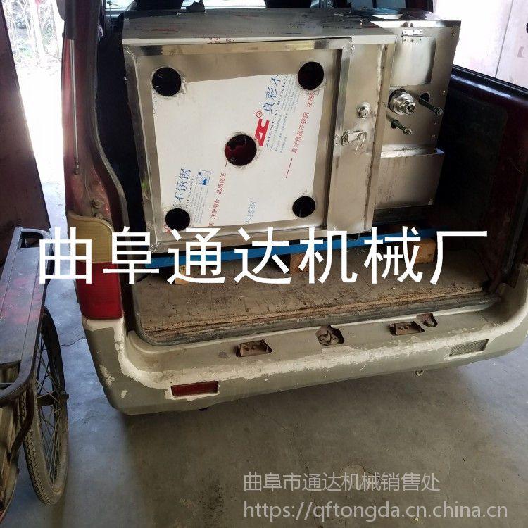 十用型膨化机设备 浙江 大型江米棍机批发 40型家用膨化机生产线 通达