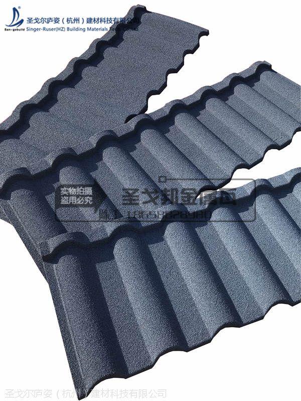 台州老房改造金属瓦天沟施工 镀铝锌钢板金属瓦天沟施