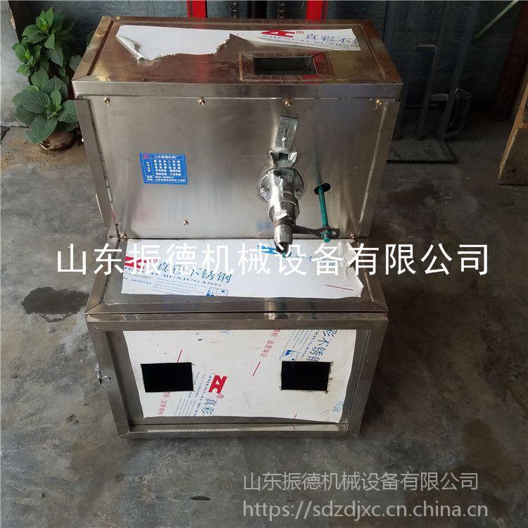 供应 家用电杂粮膨化机 多花样玉米膨化机 空心棒机 振德