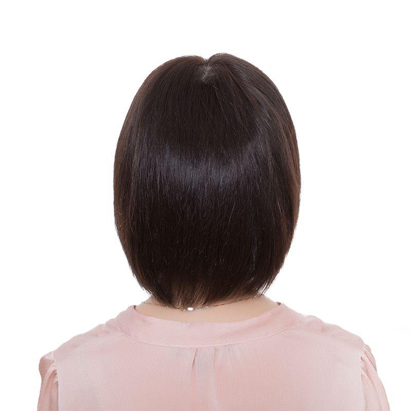 德润中老年假发,女士假发套,男士假发片