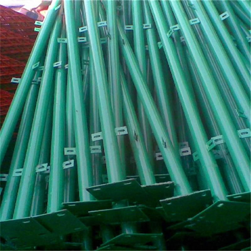 三角折弯隔离栅 绿化隔离栅 园林防护网