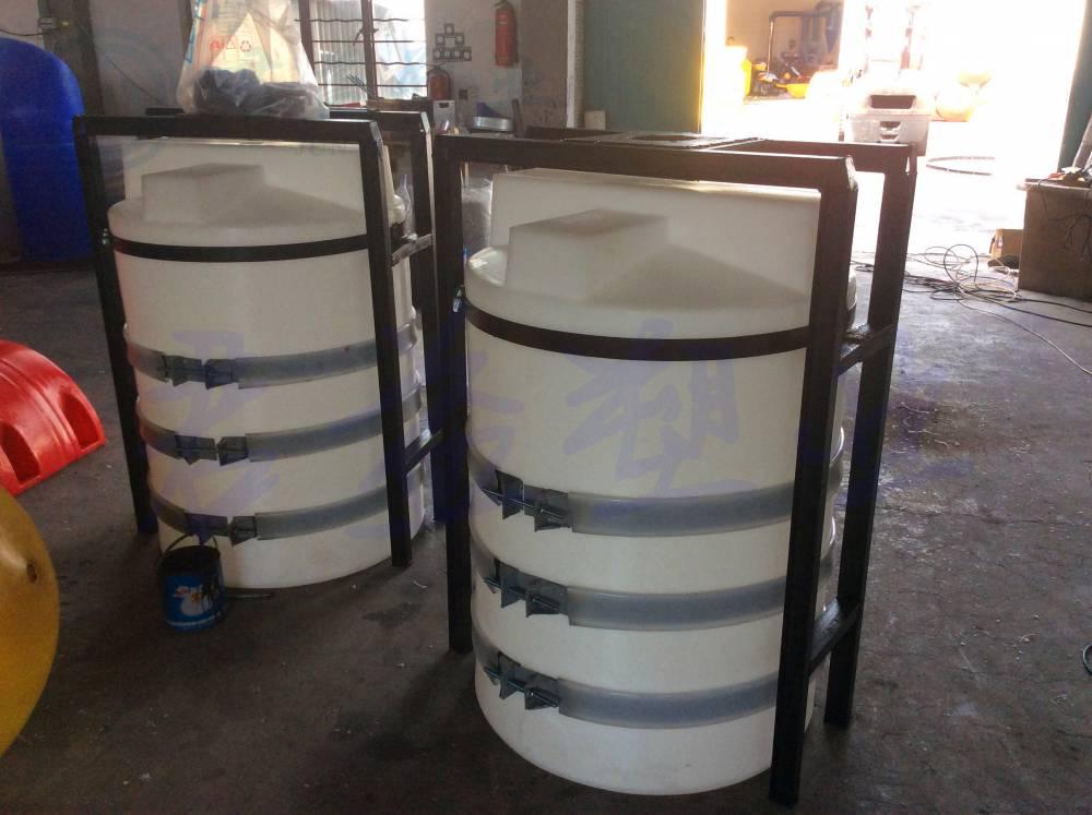 塑料加药桶 500L大口径环保加药桶