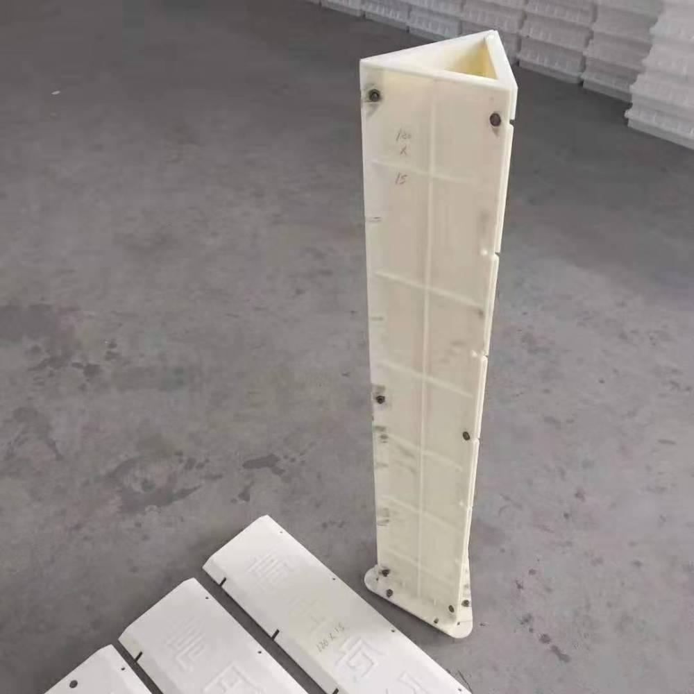 批发定做交通警示桩钢模具各种规格