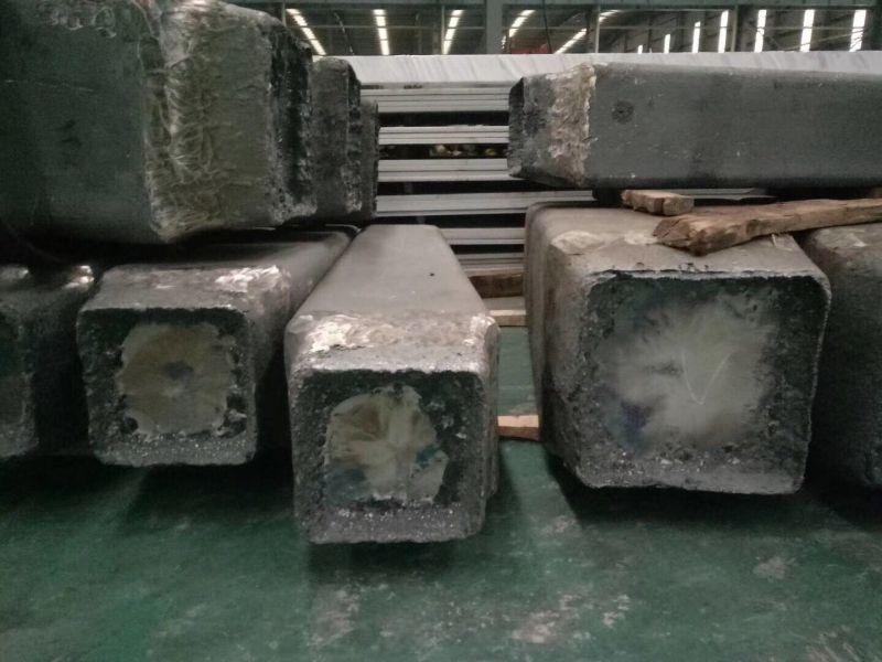 冶炼现场304钢锭316钢锭2205钢锭2507钢锭