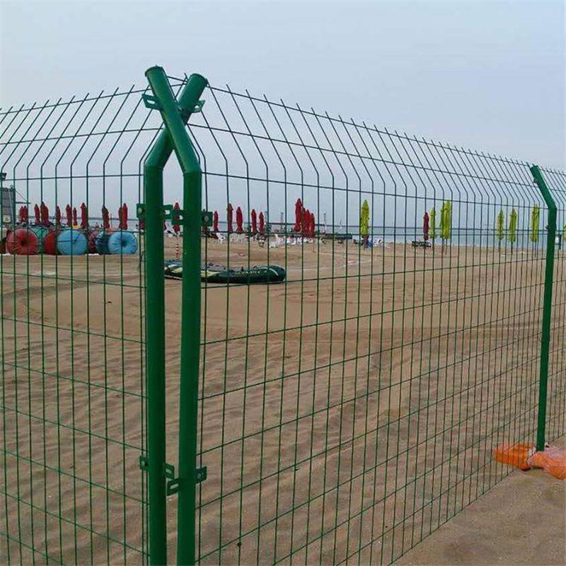 铁丝网隔离网 临时防护网 工地护栏网