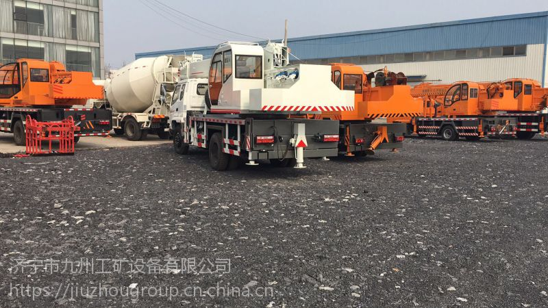九州吊车生产厂家 承重8吨 单梁起重机