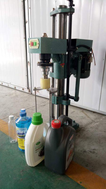 矿泉水瓶封口机、玻璃水瓶旋盖机、塑料盖封盖机