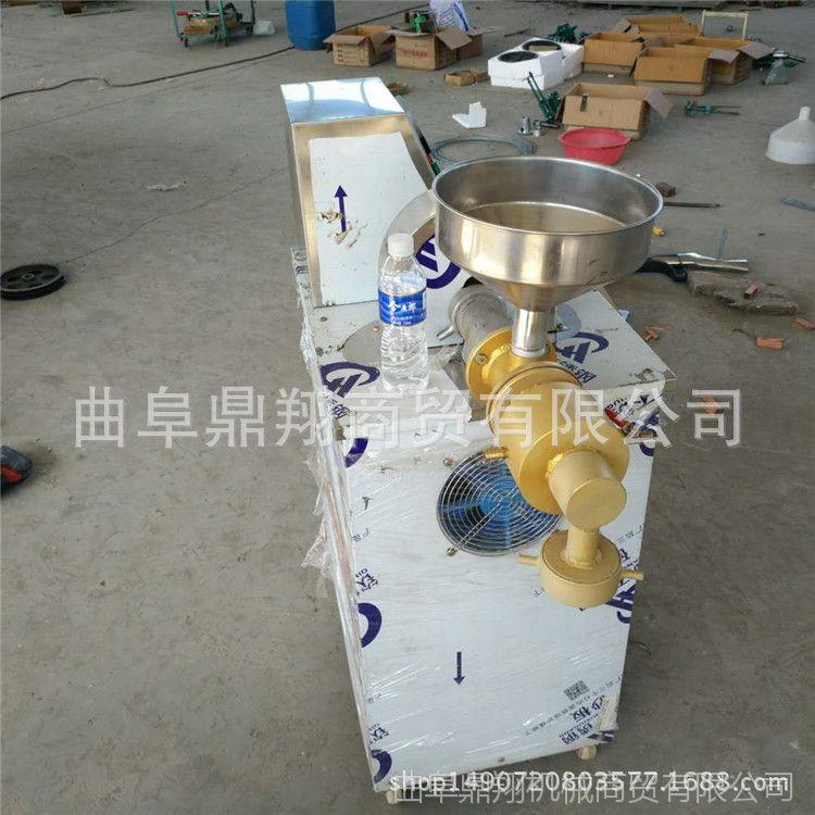 厂家直销全自动大型玉米面条机 小型家用小麦面粉面条机设备