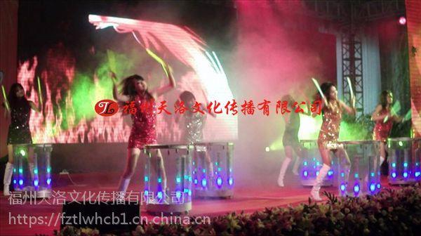 福州扎花灯油纸伞舞龙舞狮踩高跷民间艺术表演哪个好