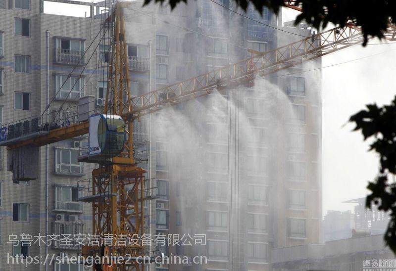 乌鲁木齐工地围挡喷淋,工地塔吊喷淋