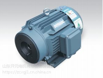 供应山东开元电机有限公司 密州牌 Y250M-2-55kw 高效节能 油泵减速机 01819