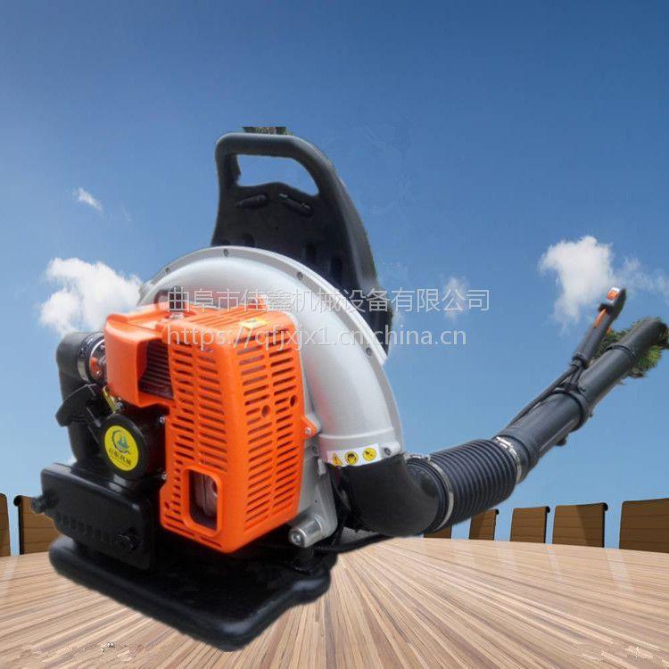 汽油机吹风机 二冲程便携式吹雪机吹尘机厂家 佳鑫吹树叶机价格