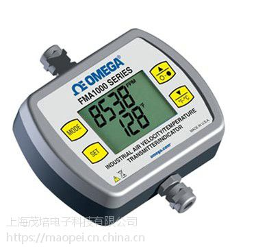 FMA1001R-V1 FMA1002R-V1 空气速度/温度变送器/指示器 Omega