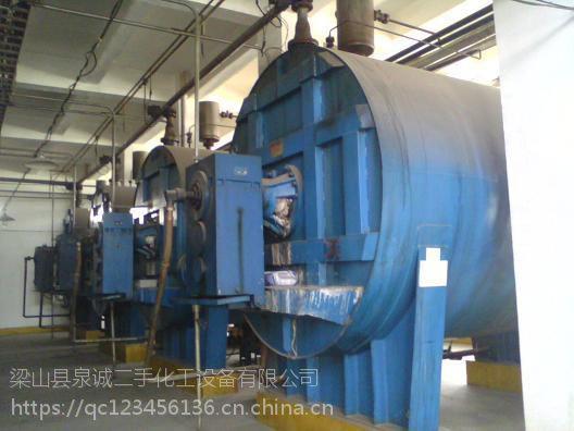 5-25吨四效强制循环蒸发结晶器 各种型号货物齐全 管路齐全 电器齐全 需要的可以下单