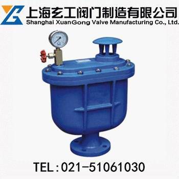 上海玄工carx清水复合式排气阀图片