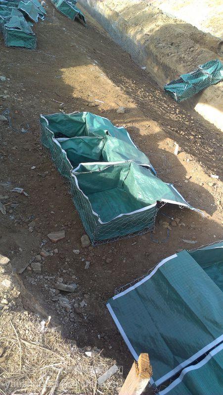 耀华土工石笼袋***新价格 日照生态土工石笼袋