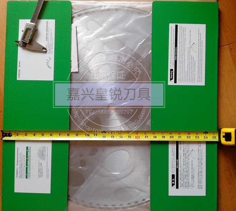供应日本兼房铝合金锯片直径610*4.0*3.0*25.4*80*D