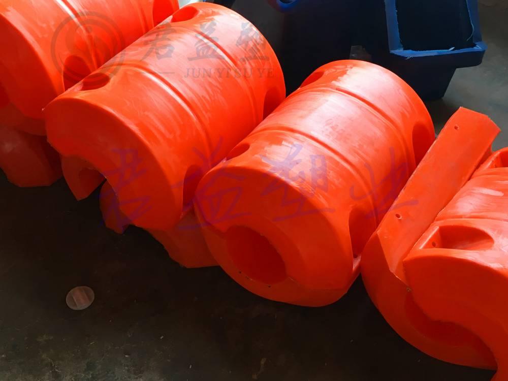 连云港航标浮筒 ø400*600塑料浮筒