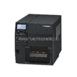 河南郑州东芝精准电子小标签打印机TOSHIBA B-EX4T3条码打印机