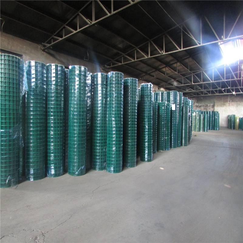 养殖场围栏网 铁丝荷兰网 圈鱼塘围网