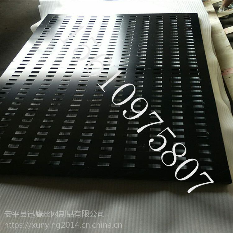 不锈钢筛网 黑色喷涂瓷砖展板 陶瓷展厅专用挂砖货架