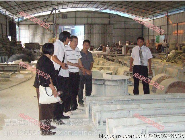 厂家直销湖南地区 GRC双管喷枪 GRC机喷工艺设备 曹县博琳机械 13396207933