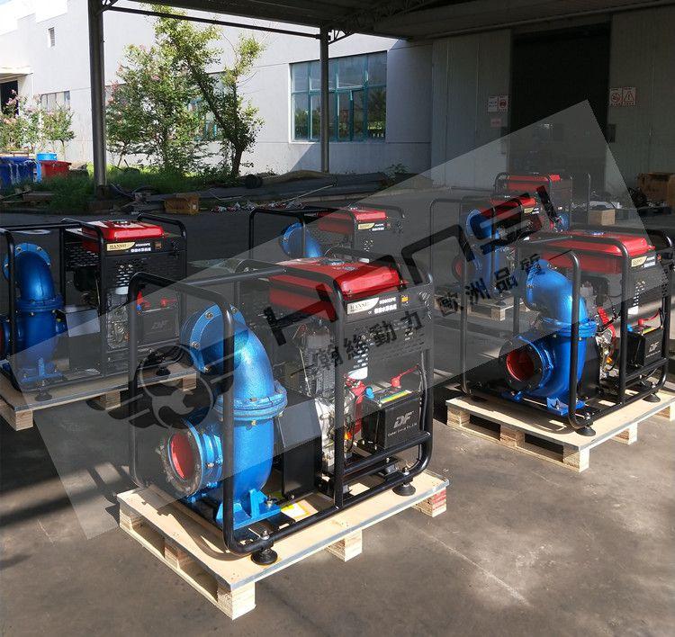 翰丝移动式6寸柴油机水泵厂家报价HS60DPE