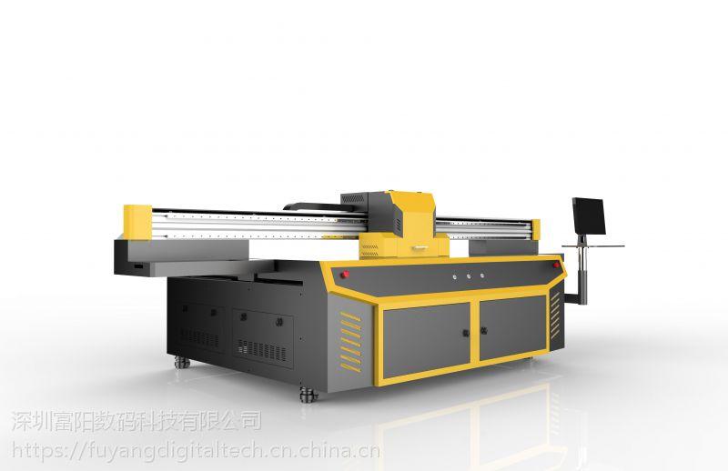 赛尔喷头宣纸壁画背景装饰UV平板打印机